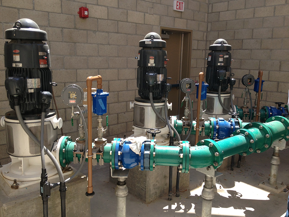 Cal Poly Pomona Reverse Osmosis Groundwater Treatment Plant